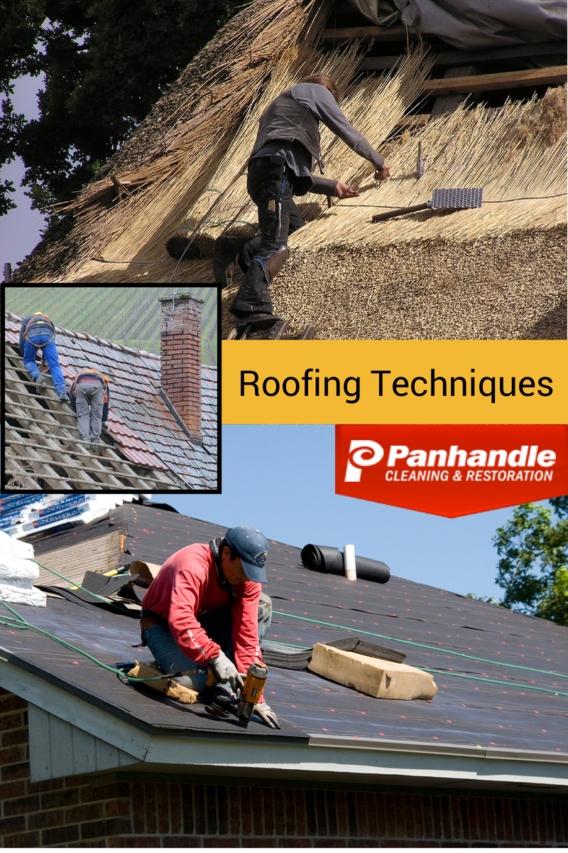 Roofing Techniques Evolution From Panhandle Cleaning