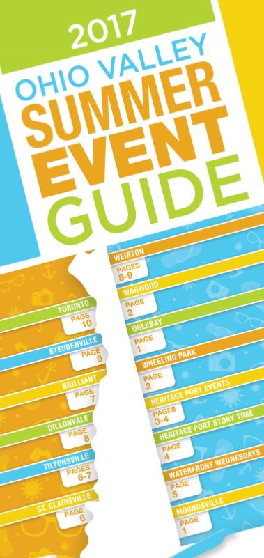 2017 Summer Events Guide