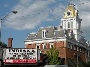 Serving Indiana, PA