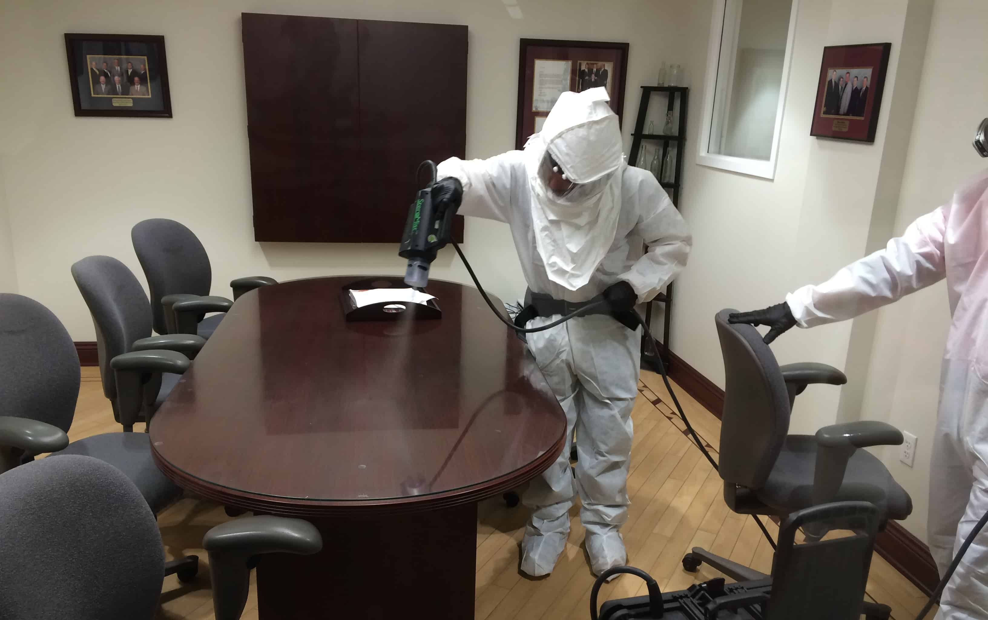 Infection Control Panhandle Panhandle Cleaning
